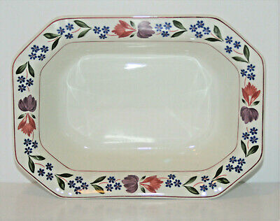"Adams OLD COLONIAL - Vegetable Dish (Open) - 9.5"" x 7"" - Excellant Condition."