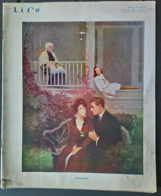 Life Magazine Vol. 66 No. 1725 - November 18, 1915