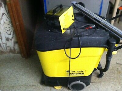 KARCHER Tornado IP X3 WALK-BEHIND COMMERCIAL FLOOR CLEANER POLISHER With Charger