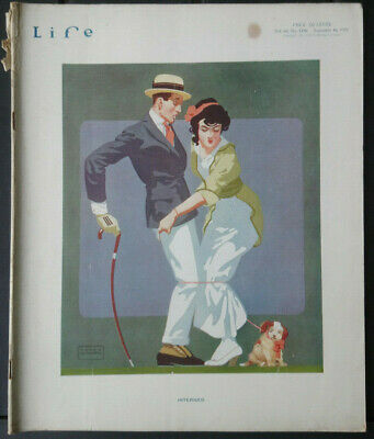 Life Magazine Vol. 66 No. 1716 - September 16, 1915