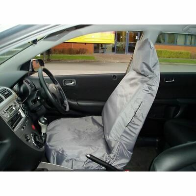 New Maypole Car Seat Cover Waterproof - Front Single - Grey - 650 Best Quality