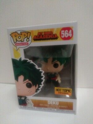 Funko Pop Animation My Hero Academia Deku Hot Topic Exclusive.