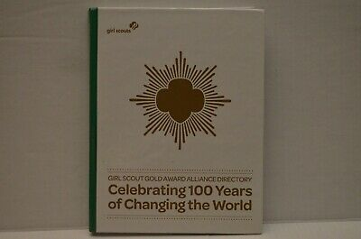 Girl Scout Gold Award Alliance Directory Hardcover Book (2016)