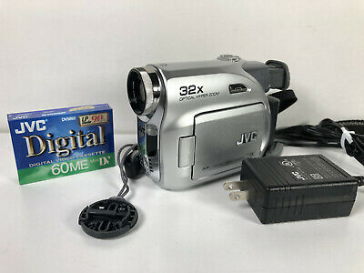 JVC CAMCORDER GR-D370U WINDOWS XP DRIVER