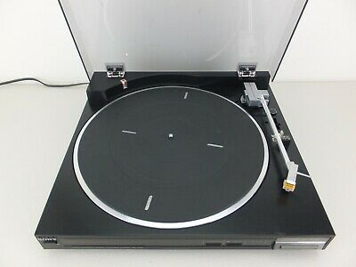 SONY PS-LX70 Automatic Stereo Turntable Record Player