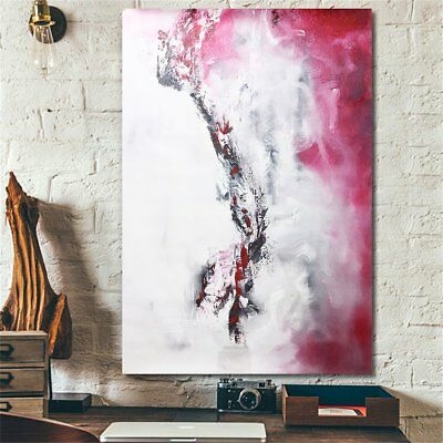 Huge Modern Abstract Canvas Oil Painting Art Print Home Wall Decor Unframed