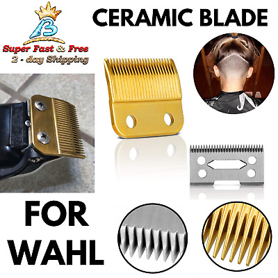Adjustable Blade Set For Wahl Pro Ion Iron Horse Show Pro Plus Animal Clippers