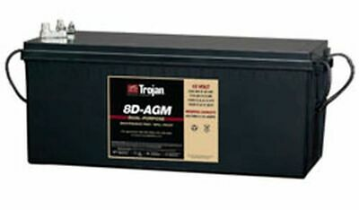 Replacement Battery For Trojan 8D-Agm 12V