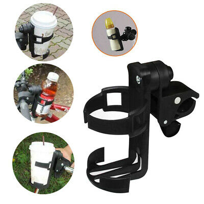 Universal Motorcycle Bicycle Baby Stroller Handlebar Bottle Holder Mount Cage