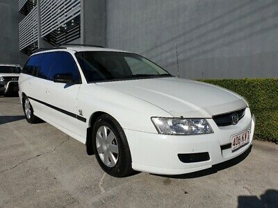 2005 Holden Commodore VZ Wagon Rego RWC