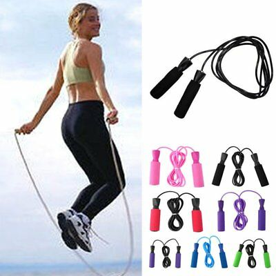 Aerobic Exercise Boxing Skipping Jump Rope  Bearing Speed Fitness YH
