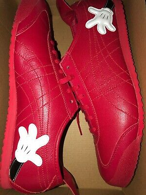 lowest price 70952 bcc45 ASICS DISNEY MICKEY MOUSE X Onitsuka Tiger MEXICO 66 Red ...