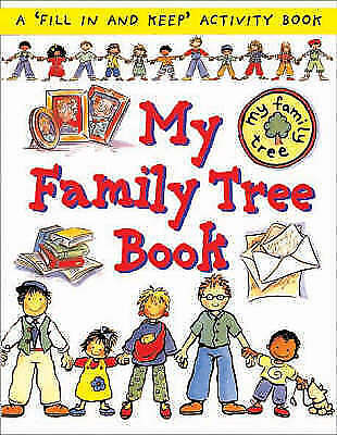 My Family Tree Book