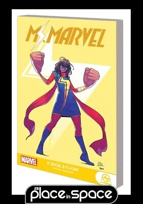 Ms Marvel-Tp Kamala Khan - Softcover