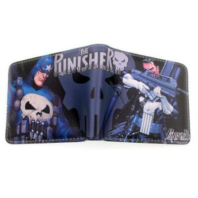 Cartera Marvel The Punisher