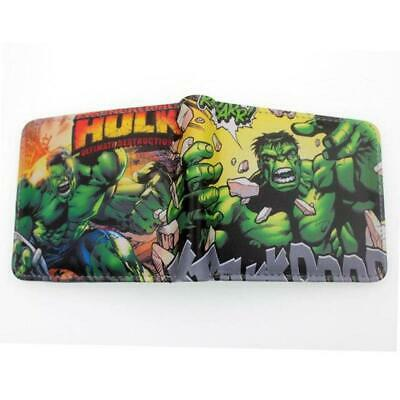 Cartera Marvel Hulk