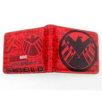 Cartera Marvel Shield