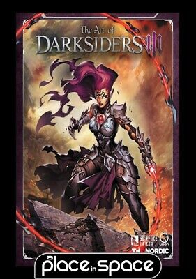 Art Of Darksiders Iii - Softcover
