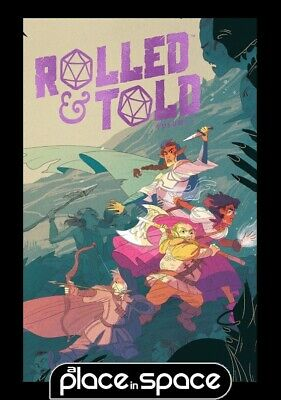 Rolled And Told Vol 01 - Hardcover