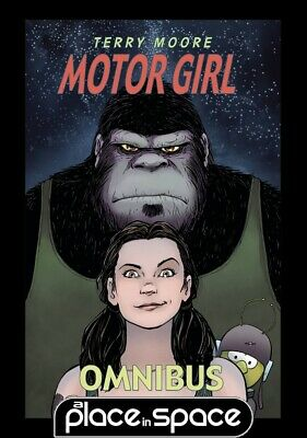 Motor Girl Omnibus - Softcover