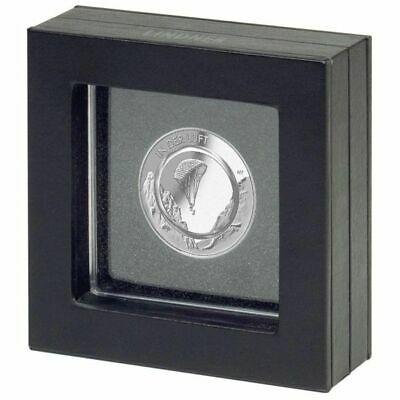 Lindner 4834-029 Presentation frame for 10 Euro collector coin with polymer ring