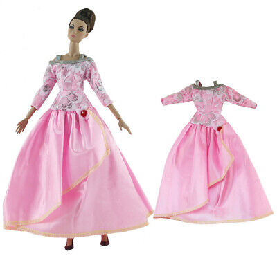 Fashion Royalty Princess Dress/Clothes/Gown For 11 in. Doll c10