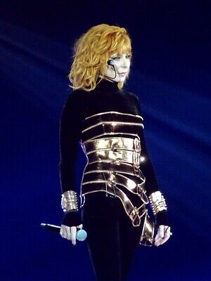 photo 10*15cm 4x6 INCH MYLENE FARMER (1186)