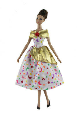 Fashion Royalty Princess Dress/Clothes/Gown For 11.5 in. Doll c29