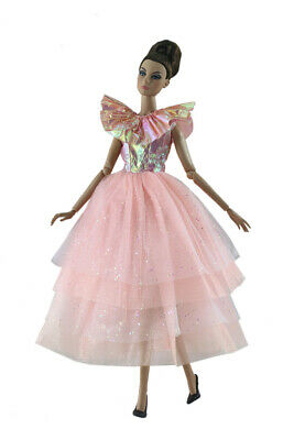Fashion Royalty Princess Dress/Clothes/Gown For 11.5 in. Doll c35