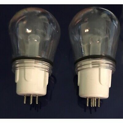 2 Feit Replacement Genuine Colour Light Bulbs