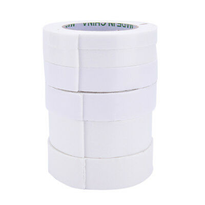 1roll white strong double sided  tape foam double faced adhesive XJ