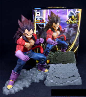Dragon Ball Z Dokkan Battle 4Th Anniversary Figure Super Saiyan 4 Vegeta (Gt)
