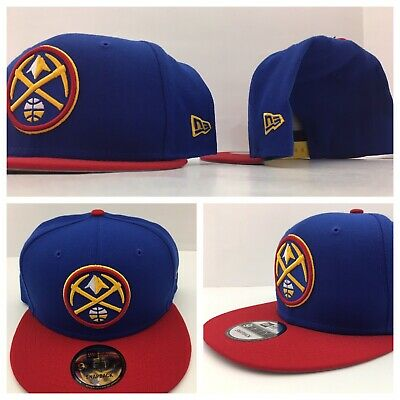 separation shoes 25967 7a43a Denver Nuggets New Era 9Fifty Snapback