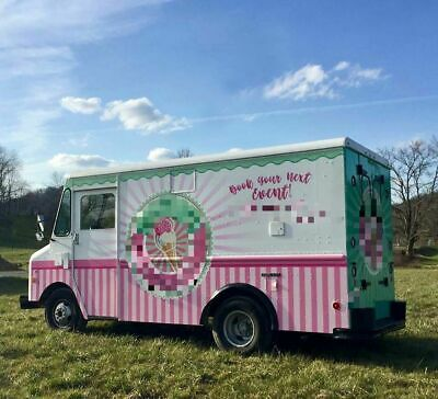 Chevy Ice Cream Truck for Sale in Pennsylvania!!!
