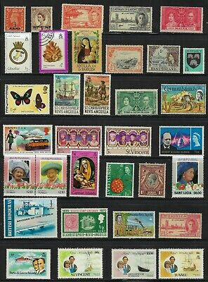 British Colonies  -  Collection of  MNH Stamps.......R 19n 19