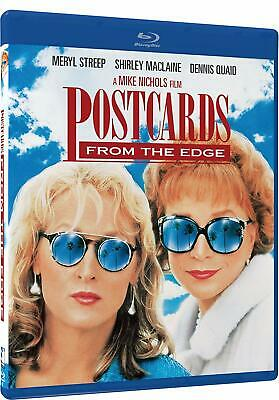 New Streep Maclaine Postcards From The Edge Blu Ray Free 1Stcls S&H