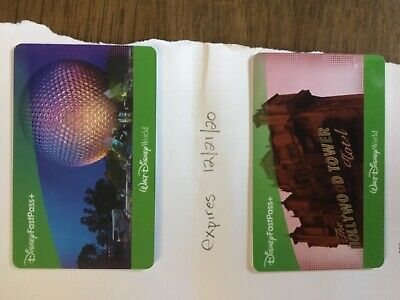 1 Day Walt Disney World Park Hopper Fast Pass+ (2)