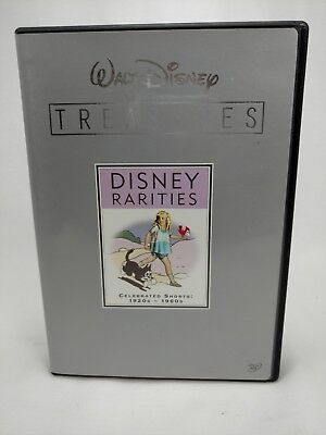 Walt Disney Treasures: Disney Rarities - Celebrated Shorts 1920s - 1960s 2-DVD