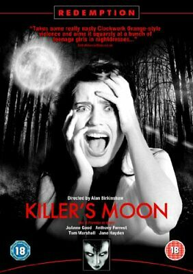 Killers Moon [DVD] - DVD  CIVG The Cheap Fast Free Post