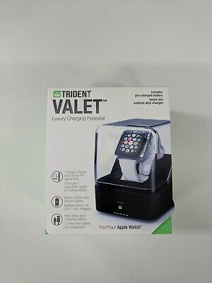 Trident Valet Apple Watch Charger