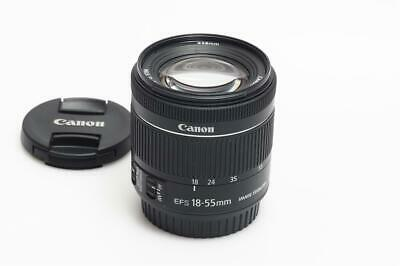 Canon EF-S 4-5.6/18-55mm IS STM