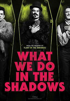 What We Do in the Shadows Taika Waititi Jemaine Clement NR DVD Horror TOP SELLER
