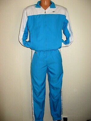 Worn Once Boys Youths Teens Genuine Lacoste Full Fashion Tracksuit Age  12-13-14