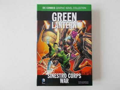 DC Graphic Novel Collection. Green Lantern - Sinestro Corps War. Hardcover. Z. 1