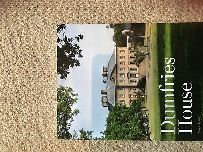 Ultra rare 2nd edition Dumfries house book by Simon Green bargain!