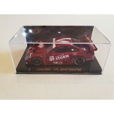 Fly Ref E101 Lister Storm U.k Special Edition Red