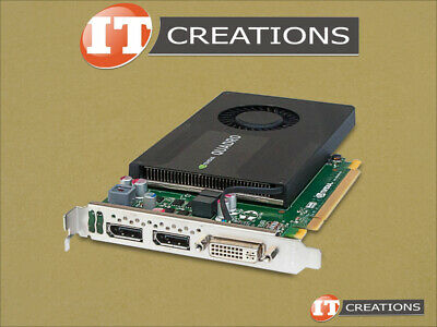 8 8.1 HP z210 z240t z400 z420 DVI 1GB HD Video Graphics Card Windows 10 7