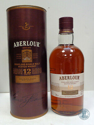 Scotch Whisky ABERLOUR 12yo con Tubo