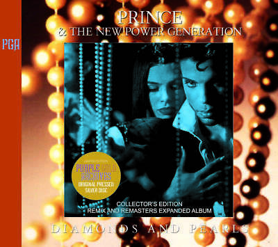 Prince The New Power Generation Diamonds And Pearls Collector's Edition 2Cd F/S