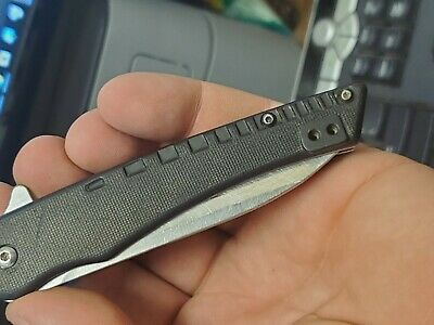 Rare Kershaw Speed Assist   Tactical Edc Hunting Knife 1335Wm